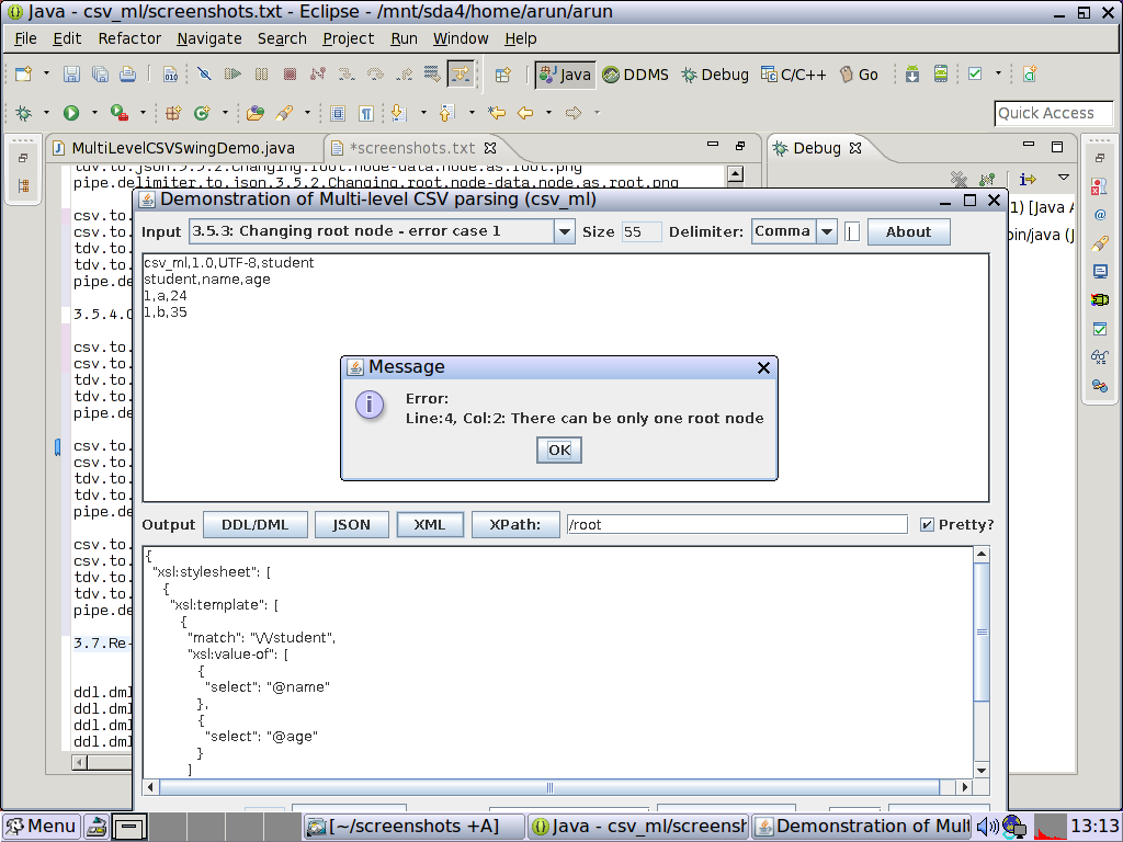 csv_ml_parser siara cc - npm